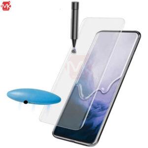 محافظ صفحه UV مات سامسونگ Liquid Matte UV Glass | S20 Ultra
