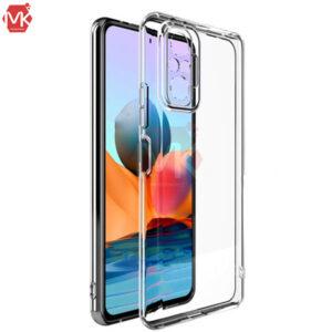 قاب محافظ شیائومی Transparent Clear Case   Redmi Note 10 Pro   Max