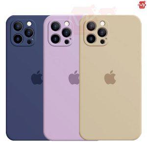 قاب محافظ اپل Liquid Silicone Case | iphone 13 Pro Max