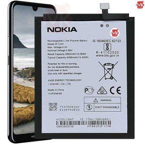 باتری اوریجینال نوکیا WT240 Original NOKIA 3.2 Battery