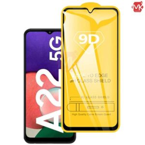 محافظ صفحه شیشه ای سامسونگ Full Glass   Galaxy A22 5G